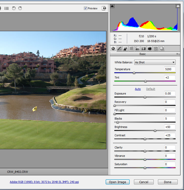 photoshop elements raw files supported cameras